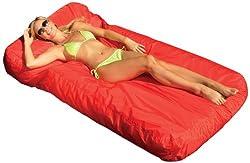 Swimline 15030R - Sunsoft Mattress, Red
