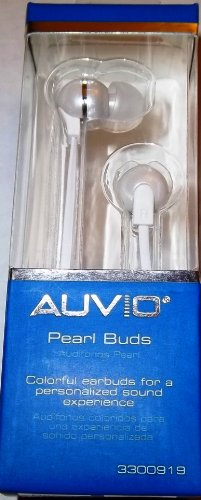 Auvio Pearl Buds (Pearly Whites)