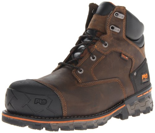 Timberland PRO Men's Boondock 6 Inch Waterproof Work Boot