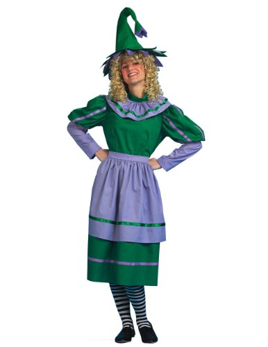 Wizard of Oz - Munchkin Girl Adult Costume Size 4-6 Small