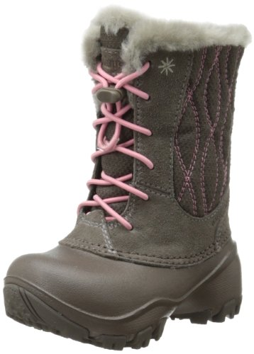 Columbia Snow Canyon Omni-Heat Waterproof Bungee and Toggle Winter Boot