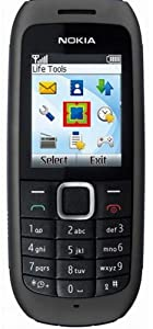 T Mobile Nokia 1616 Pay As You Go Mobile Phone - Black
