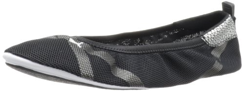 Puma Women's Axel Ballet Metallic Slip-On Fashion Sneaker