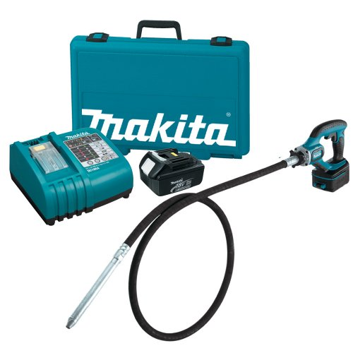 Makita BVR850 18-Volt LXT Lithium-Ion Cordless 8-Foot Concrete Vibrator Kit
