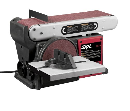 Why Should You Buy Skil 3375 02 120 Volt Belt Disc Sander