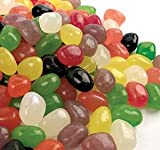 7oz of assorted JELLY BEANS Certified kosher-Dairy