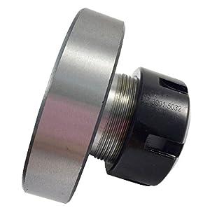 HHIP 3901-5032 ER-32 Collet Chuck, 80 mm Diameter (Tamaño: 80mm Dia)