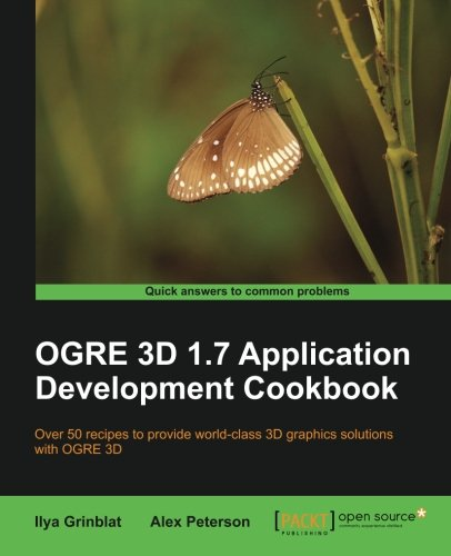 Ogre 3D 1.7 Application Development Cookbook