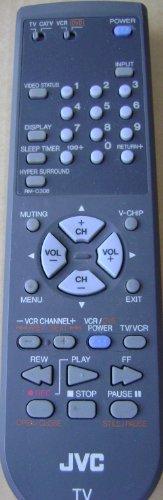 Jvc Rm-C306 Tv Remote Control For Av27220, Av27220R, Av27220S, Av27230, Av27230R, Av27230S, Av27320R, Av32220, Av32230, Av32230Ag, Av32230Ah, Av32230Am, Av32230Ar, Av32230G, Av32230G,H,M, Av32230H, Av32230M, Av32370, Av36230, Av36230H, H, M, Rmc306, Tm270