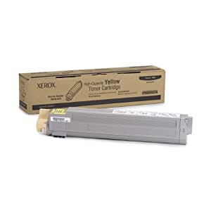 XEROX 106R01079 High-capacity toner cartridge f/xerox phaser 7400 color laser printer, yellow