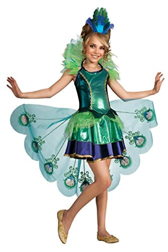 Peacock Costume, Small (Kids Costumes compare prices)