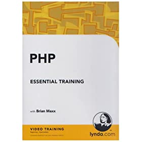 PHP Essential Training