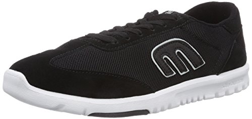 Etnies Men's Lo-Cutt SC Lifestyle Shoe, Black/White, 11.5 M US
