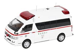 CARNEL 1/43 トヨタ ハイメディック 2009 東京消防庁高規格救急車
