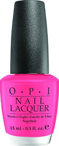 OPI ネイルラッカー B77 15ml FEELIN' HOTーHOTーHOT