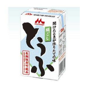 絹ごしとうふ1ケース(24丁入)【chk-003】