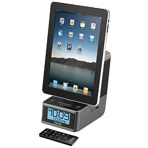 iHome iD37GZC 30-Pin iPod/iPhone/iPad Alarm Clock Speaker Dock
