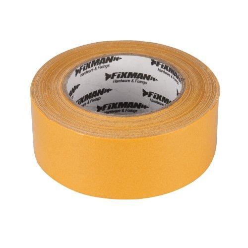 silverline-198134-fixman-ruban-adhesif-double-face-50-mm-x-33-m