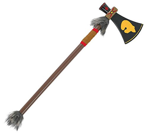 ~Halloween~ Plastic Native American Tomahawk - Ages 5+