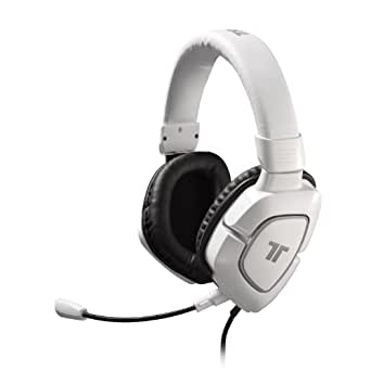 TRITTON AX180 Casque Gaming Stéréo  compatible PS4 / PS3 / Xbox 360  / Wii U / PC / Mac - Blanc glossy