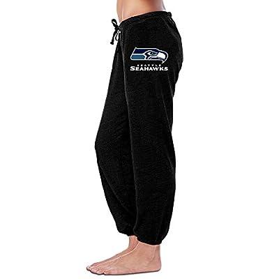 Dalymz Women's Seattle Seahawks Bottom Fleece Sweatpants Customized Retro