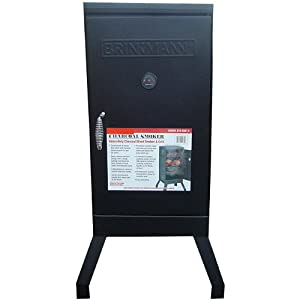 Amazon Com Brinkmann Charcoal Vertical Smoker Grill