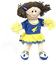 Spirit Cheerleader Hand Puppet 12quot by Timeless Toys