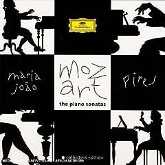 輸入盤独グラモフォン マリア・ジョアン・ピリス演奏 モーツァルト:ピアノソナタ全集のAmazonの商品頁を開く