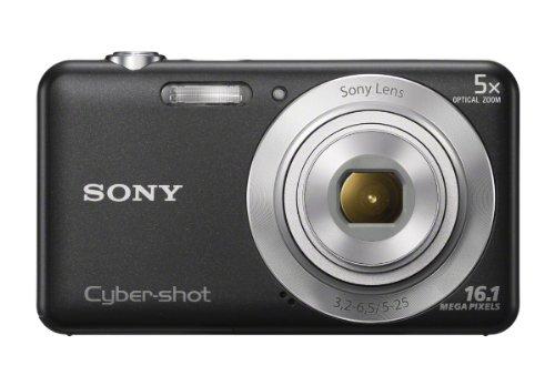 Sony DSC-W710/B 16 MP Digital Camera with 2.7-Inch LCD (Black)