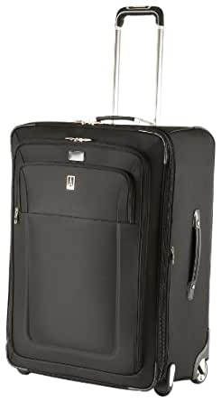 Travelpro Crew 8 26 Inch Expandable Rollaboard Suiter,Black,One Size