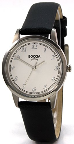 Boccia Classic Titanium Ladies Watch 3257-01