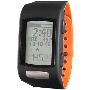 AWM Lifetrak Ltk7C2001 Lifetrak Core Watch - C200 (Black/Tangerine)