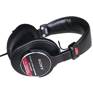 SONY MONITOR HEADPHONES MDR-CD900ST