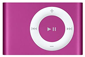 Apple iPod shuffle MP3-Player 1 GB pink