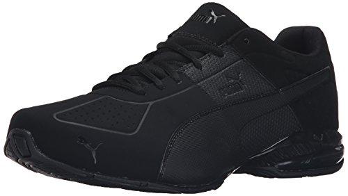 PUMA Men's Cell Surin 2 Matte Cross-Trainer Shoe, Puma Black, 9 M US