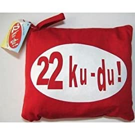22 Ku Du in a Red Bag