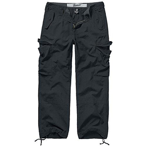 Brandit -  Pantaloni  - cargo - Uomo nero XXXXX-Large
