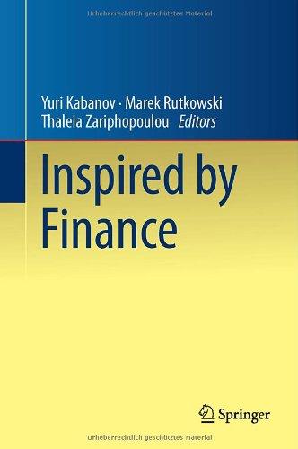 Inspired By Finance: The Musiela Festschrift