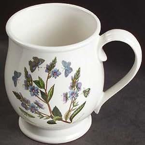 Portmeirion Botanic Garden Bristol Mug Fine China Dinnerware Coffee Cups Mugs