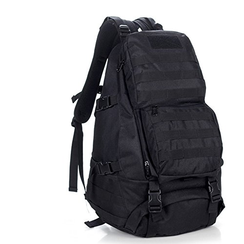 épaule Camouflage sac / ventilateurs militaires tactique / sac / sac à dos en plein air / sac d'alpinisme sac-3 50L