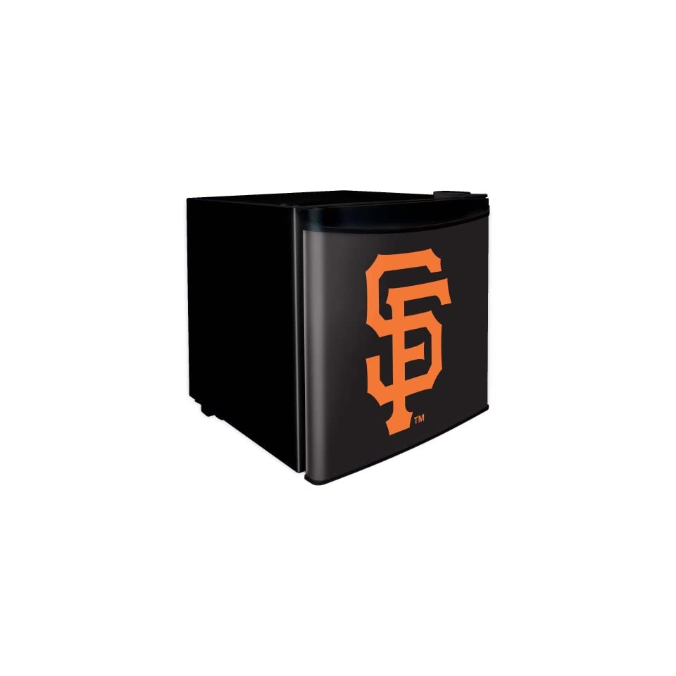 MLB San Francisco Giants Dorm Room Fridge, 1.7 Cubic Feet