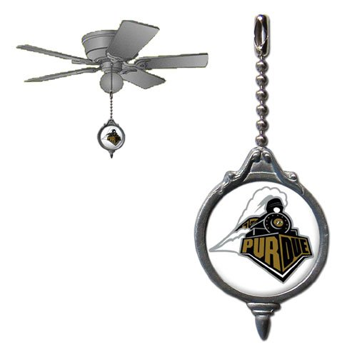 NCAA Purdue Boilermakers Ceiling Fan Pull at Amazon.com