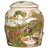 Harmony Ball Rainbow Bridge III Cat Cachepot- A Beautiful Urn for Pet Ashes