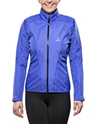 Löffler Bike-Jacke rain jacket womens Ladies GTX Active purple 2014