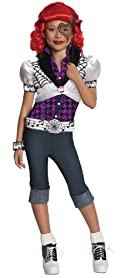 Monster High Operetta Child Costume Purple Large (12/14)