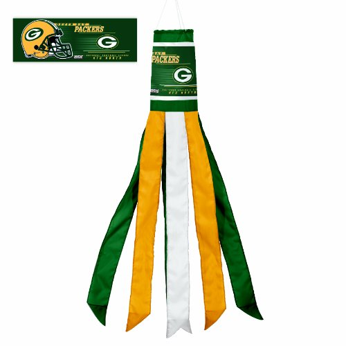 NFL Green Bay Packers Windsock by Wincraft