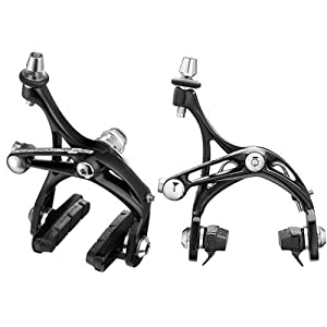 Campagnolo 2012 Athena D-Skeleton Brake Arch Set - Black