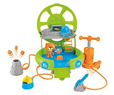 Fisher-Price Octonauts Deep Sea Octo-Lab from Fisher-Price
