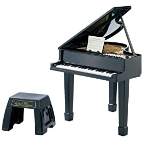 iPlay Electronic Baby Grand Piano