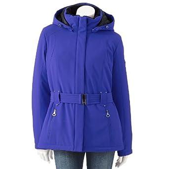 Amazon.com: ZeroXposur Women's Belted Winter Coat jacket